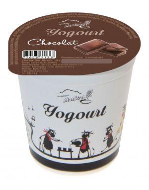 Yogourt au lait de vache - Chocolat