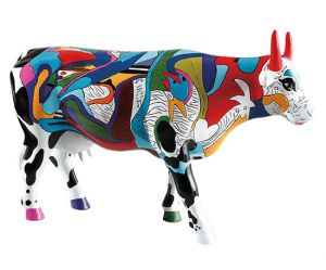 46732 Ziv's Udderly Cool Cow