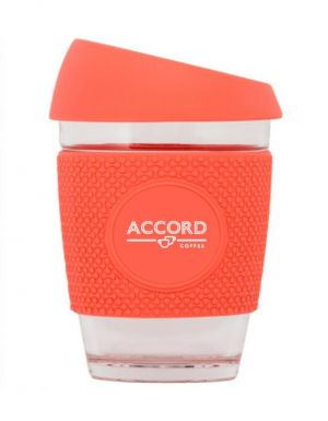 Accord Tasse Réutilisable/Reusable Coffee Cup - Corail