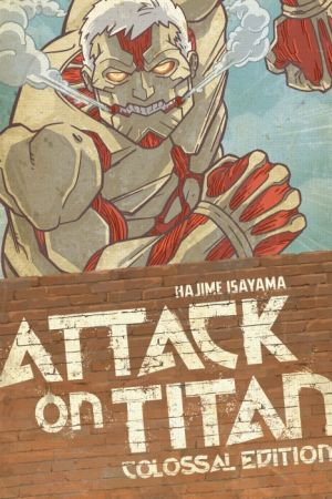 Attack on Titan: Colossal Edition 3 de  Hajime Isayama