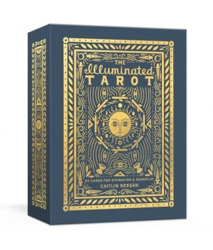 Illuminated Tarot: 53 Cards for Divination and Gameplay de  Collectif