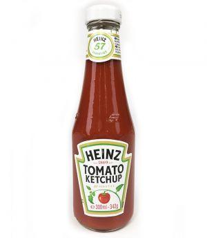 Ketchup Heinz  flacon 342 g