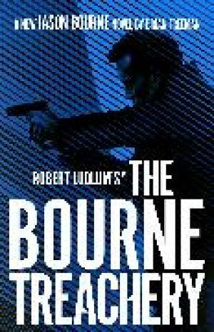 Robert Ludlum's™ The Bourne Treachery de  Brian Freeman