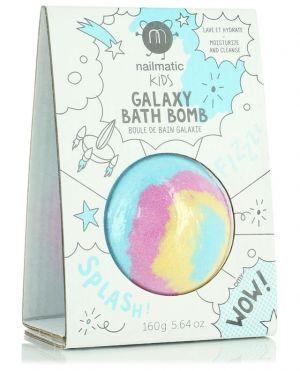 Bombe de bain couleur arc-en-ciel Galaxy