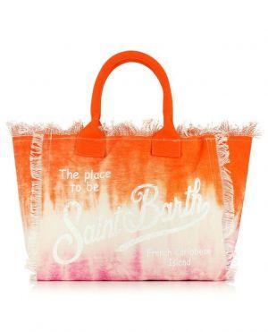 Grand sac cabas en toile Vanity Tie-Dye