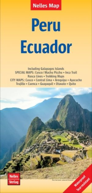 Pérou Equateur de  Collectif