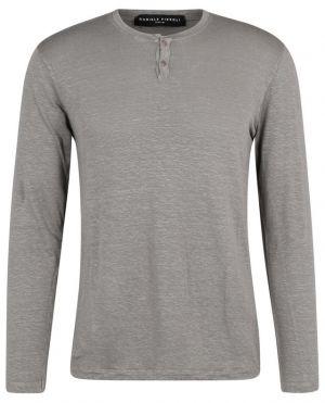 T-shirt manches longues à col rond