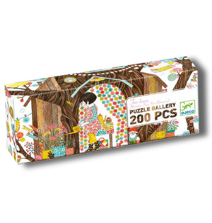 Gallery Puzzle 200 pcs - Tree house