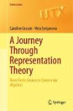 A Journey Through Representation Theory de  Caroline Gruson