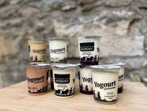 Yogourt artisanal - Mocca