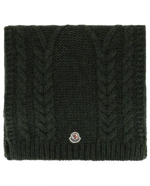 Écharpe en laine et alpaga