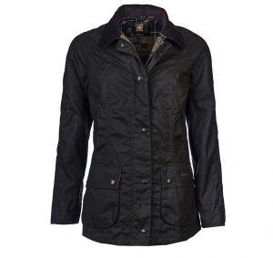 W's Classic Beadnell Wax Jacket
