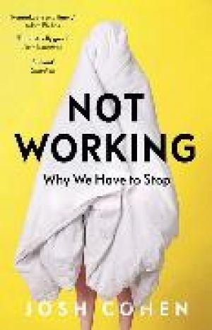 Not Working de  Josh Cohen