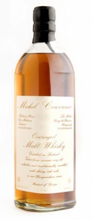 Malt Over 12 ans Whisky - Michel Couvreur - 70 cl - Bouteille à l'unité