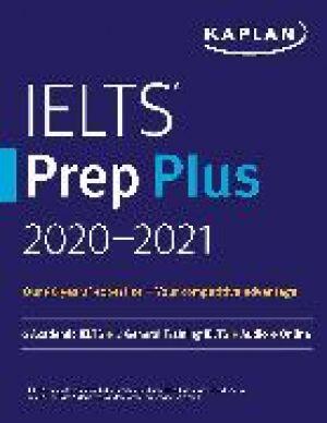 IELTS Prep Plus de  Kaplan Test Prep