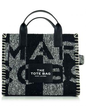 Sac cabas en coton et laine mélangés The Tote Bag