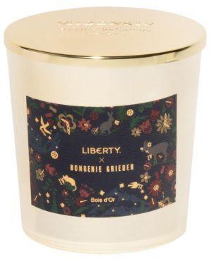 Bougie parfumée Bois d'Or Liberty x Bongénie Grieder - 230 g