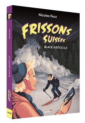 Black justice 2.0 de Nicolas Feuz