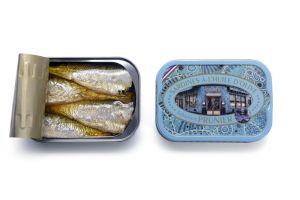 Sardines Prunier