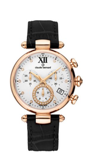 CLAUDE BERNARD DRESS CODE CHRONOGRAPH