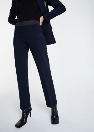 Pantalon Chloé taille élastique