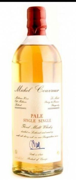 Pale Single-Single Malt Whisky - Michel Couvreur - 70 cl - Bouteille à l'unité