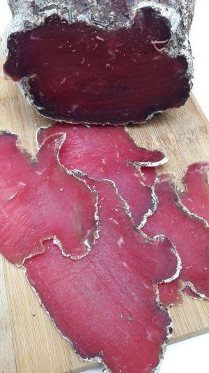 Viande séchée des Grisons
