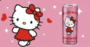 Kids Drinks HELLO KITTY STARDRINK 200ml