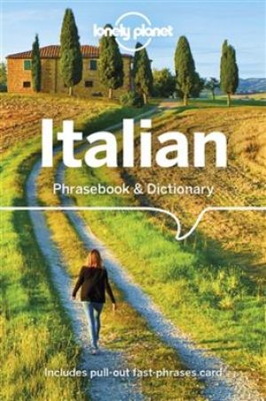 Lonely Planet Italian Phrasebook & Dictionary - 8th Edition de  Pietro Iagnocco