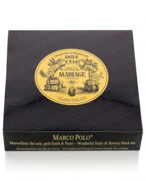 Mousselines de thé Marco Polo