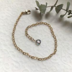 Bracelet chance avec labradorite