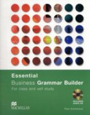 Business English: Essential Business Grammer Builder Pack de  Paul Emmerson