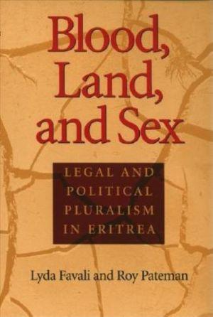 Blood, Land, and Sex de  Lyda Favali