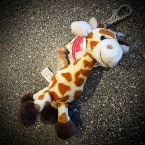 Peluche Girafe Wahia