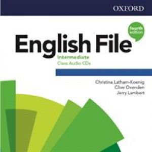English File Intermediate Class CDs de  Collectif