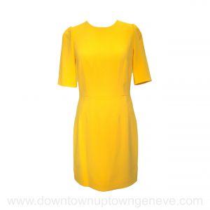 Dolce & Gabbana dress in yellow