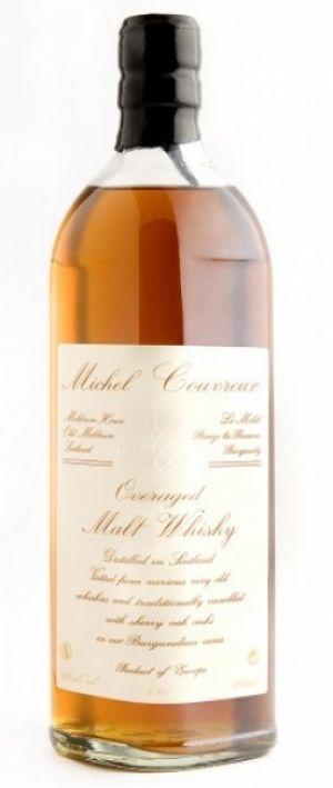 Malt Overeged Whisky 12 ans - Michel Couvreur - 70 cl - Bouteille à l'unité