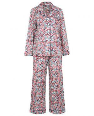Pyjama en popeline fleurie Poppy & Daisy