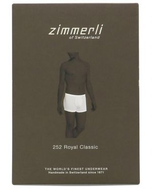 Boxer en coton 252 Royal Classic