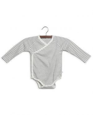 Body bébé rayé en jersey