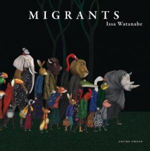 Migrants de  Issa Watanabe