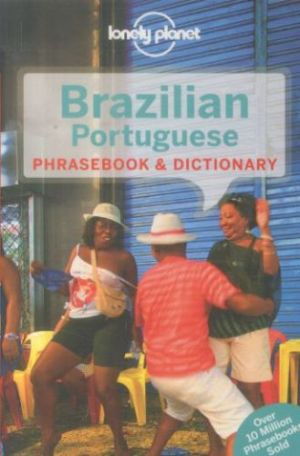 Brazilian Portuguese - Phrasebook & Dictionary de  Lonely Planet