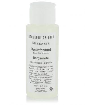 Désinfectant pour les mains parfumé Bergamote - 60 ml