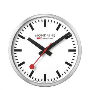 Mondaine - Wall Clock, 25cm, A990.CLOCK.16SBB
