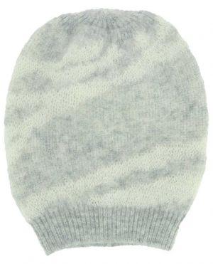 Bonnet bicolore en alpaga