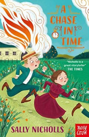 A Chase In Time de  Sally Nicholls