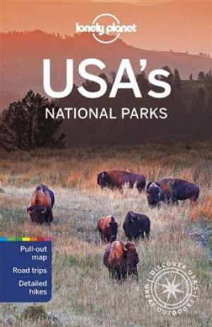 Lonely Planet USA's National Parks de  Anita Isalska