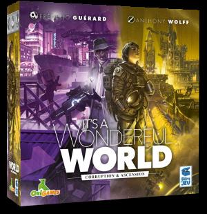 It's a wonderful world : Corruption et ascension