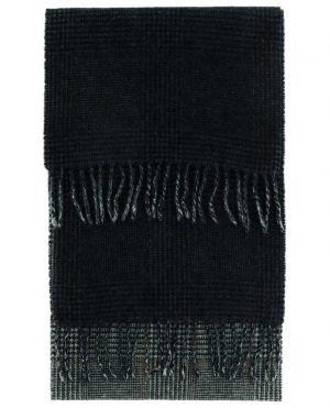Écharpe en laine motif prince-de-galles Ermal