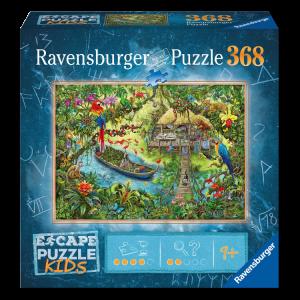 Escape Puzzle Kids - Le Safari